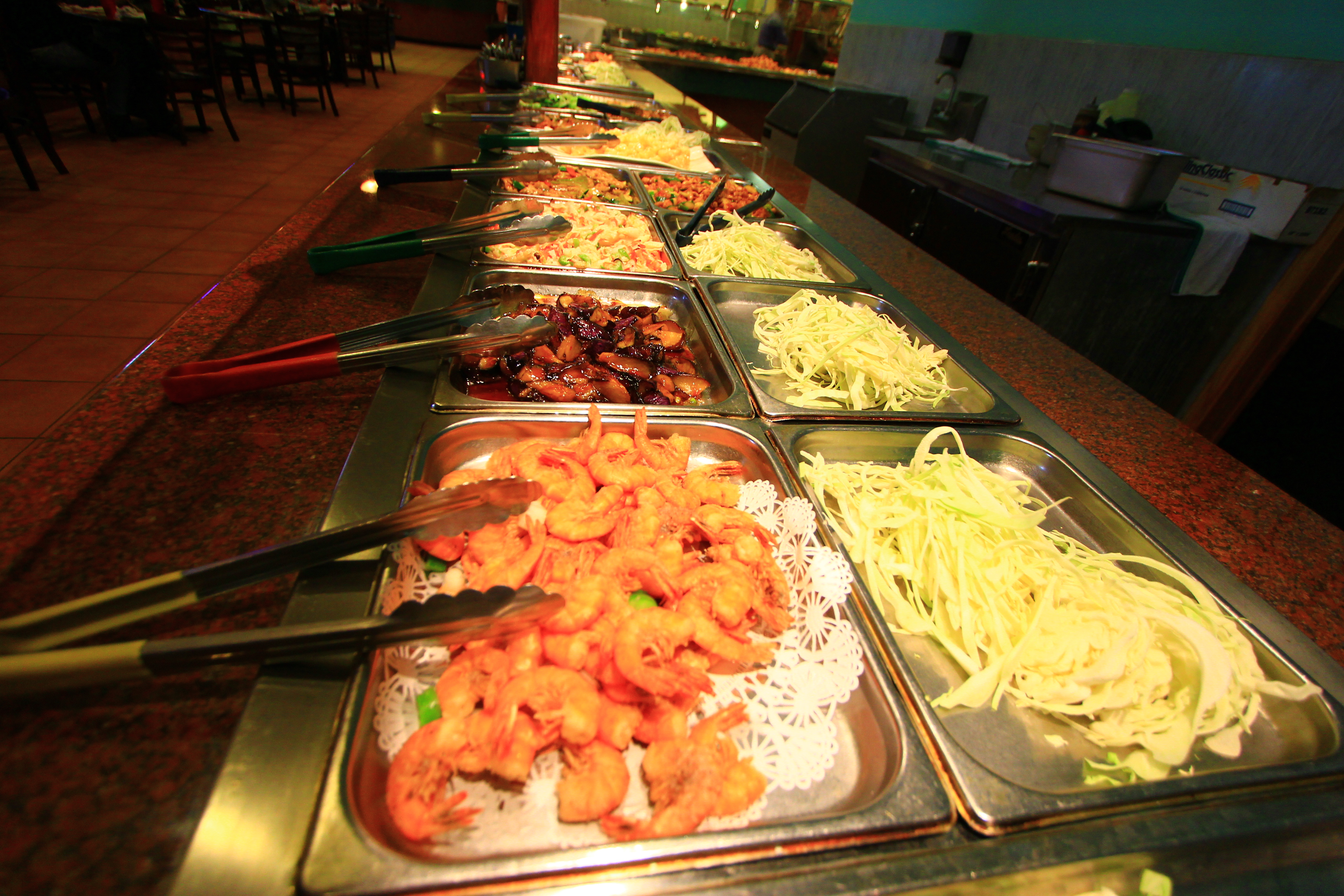Chinese Food Buffet Orleans