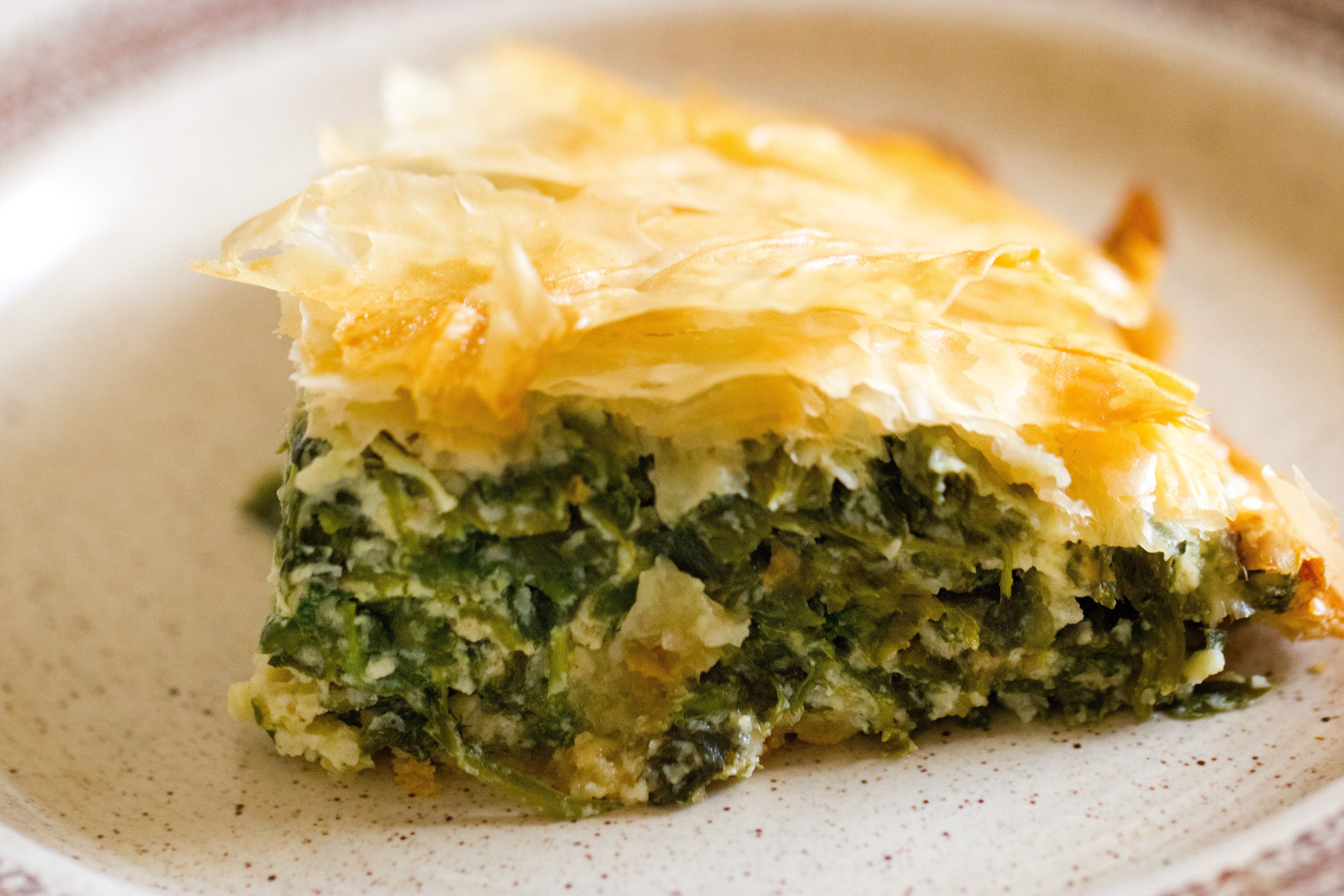 RECIPE: Spinach Pie